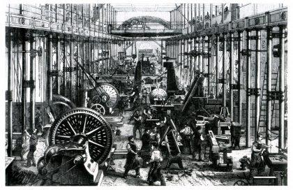 10 עובדות שצריך לדעת על המהפכה התעשייתית