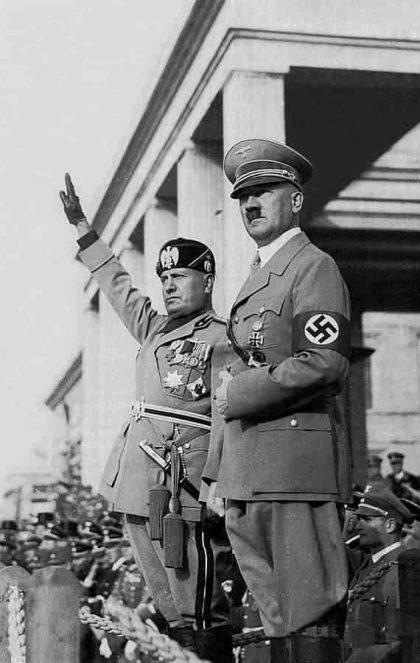 ציטוטים מעניינים (וקצת מפחידים) על פשיזם