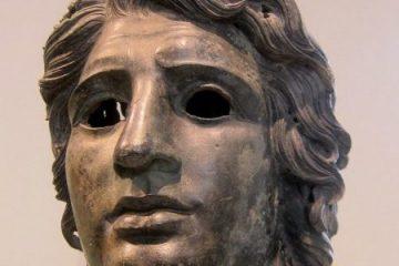 שאלות של צדק וכוח בארץ הקצה: אלכסנדר מוקדון ומלך קציא