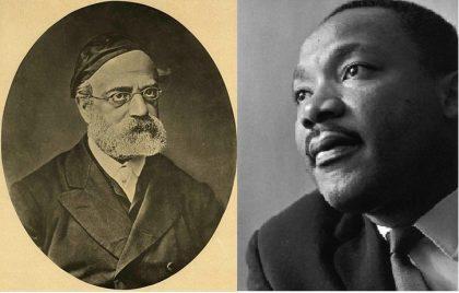 """הרש""""ר הירש ומרטין לותר קינג על הקשר בין עבדות מצרים לחופש וזכויות אדם"""