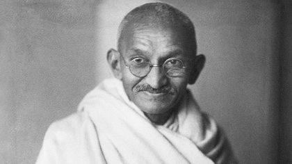 """""""חיי הם המסר שלי"""": 10 ציטוטים מעוררי השראה של גנדי"""