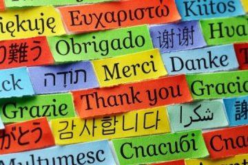 10 השפות המדוברות ביותר בעולם
