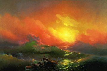 ציורי הים המכשפים של איוואן אייווזובסקי