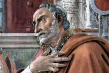 סדרת הפילוסופים הגדולים: אוגוסטינוס