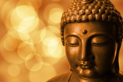האושר הוא הצטברות הטוב: ציטוטים יפים של בודהה