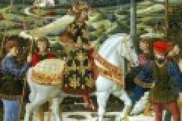 על סוסים, בחורות על רמה ומהפכות בעולם