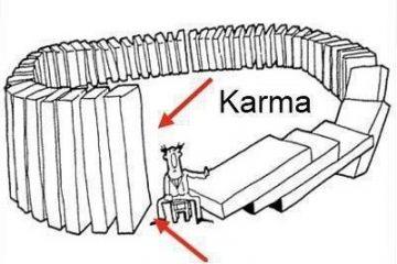 מהי קארמה? 12 החוקים של הקארמה