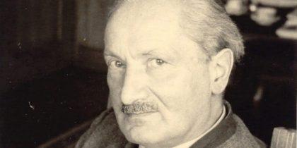 הפילוסופים הגדולים: מרטין היידגר