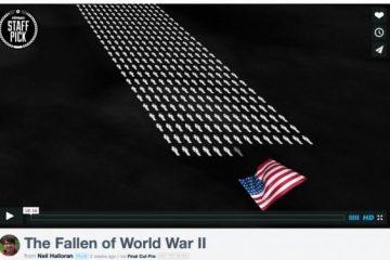 מלחמת העולם השנייה כפי שמעולם לא ראיתם אותה