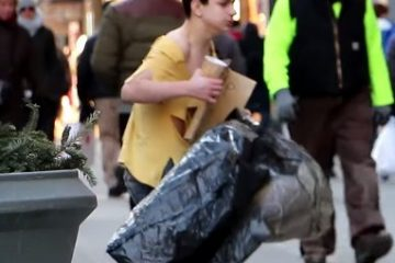 לב של קרח: ניסוי חברתי קפוא ברחובות ניו יורק