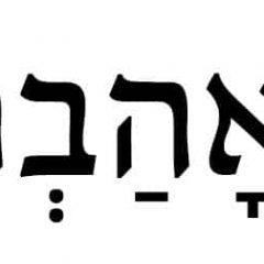 ואהבת לרעך כמוך: יהודים וערבות הדדית