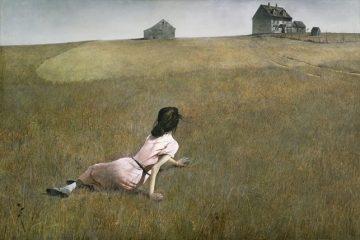 """העולם שמאחורי הציור """"עולמה של כריסטינה"""""""