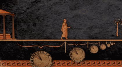 המקורות המיתולוגיים והמשמעות של הפרדוקסים של זנון
