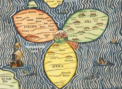 אקסיס מונדי וליבו של הממשי: החיפוש האנושי אחר מרכז העולם