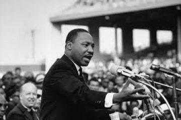 יש לי חלום: הציטוטים הגדולים של מרטין לותר קינג