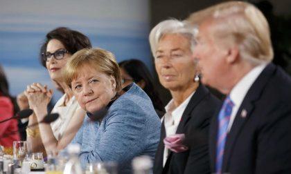 שפת גוף: מה הפנים של אנגלה מרקל אומרות על מה שהיא חושבת על דונלד טראמפ?