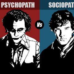 מה ההבדל בין פסיכופתים וסוציופתים?