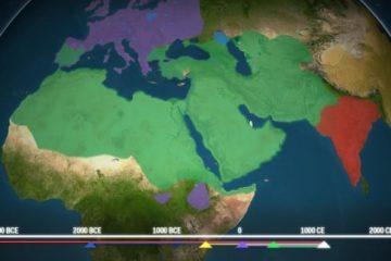 סרטון מצוין: התפשטות הדת בעולם